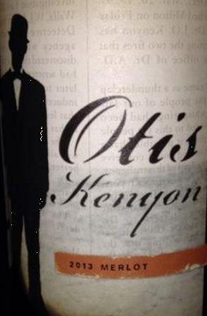 2013 Otis Kenyon Merlot
