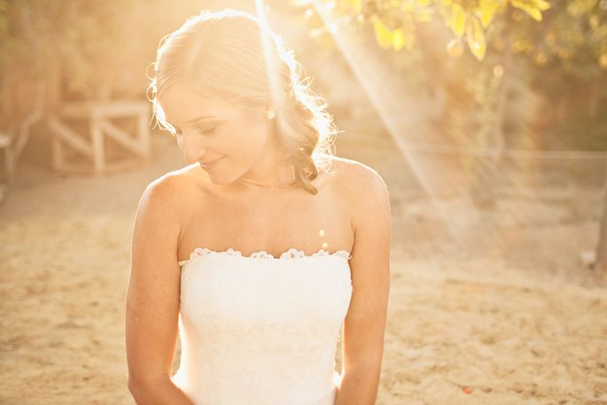 Pure bliss and radiance...Brides