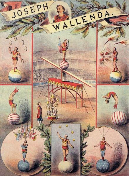 "Big Show Circus Theatre Acrobat American US USA Vintage Poster Repro 12""X16"" | eBay"