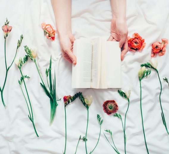 Happy Equinox: These Spiritual Books Are The Best Way To Kick Off Spring #books #spring #reading