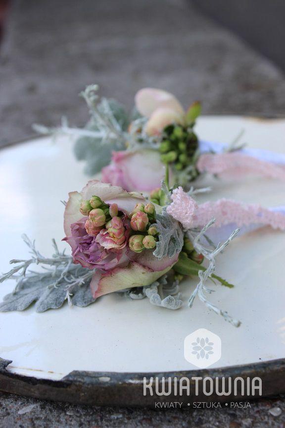 Buttonholes:) #buttonhole #przypinki #jewellery #biżuteria #kwiaty #decorations #decor