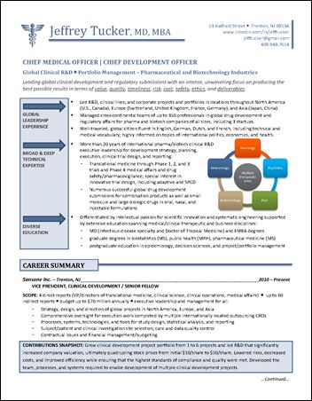 92 best Resume Examples images on Pinterest Resume examples - resume for executives