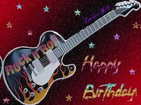 (Rock) Happy Birthday !!!!! Song (+lista de reproducción)