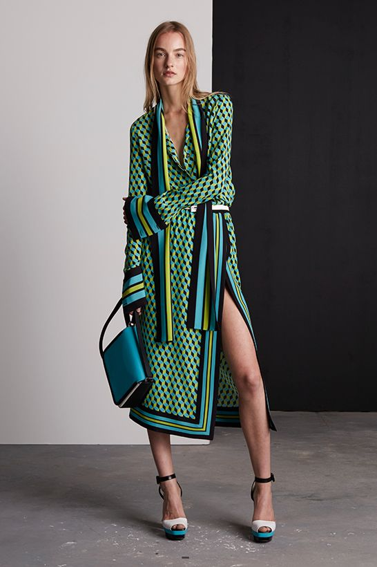 Michael Kors Dedign - All the Best Looks From Resort 2016  - ELLE.com