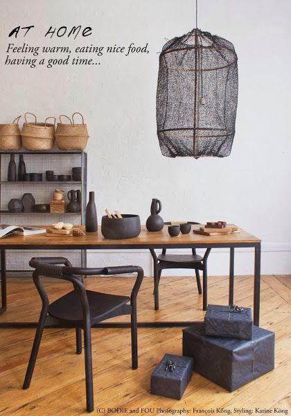 Grey//Dining room