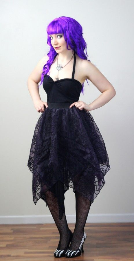 How to Make a Pixie Skirt and Other Circle Skirt Variations – DIY Fashion Tutorial