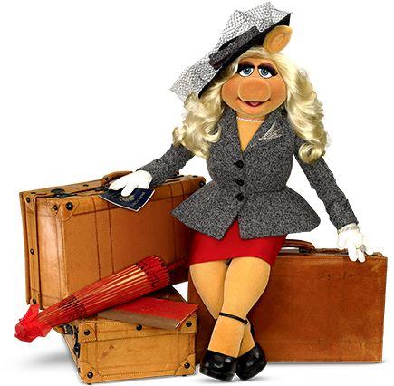 Miss Piggy's Dress-Up | Disney Games