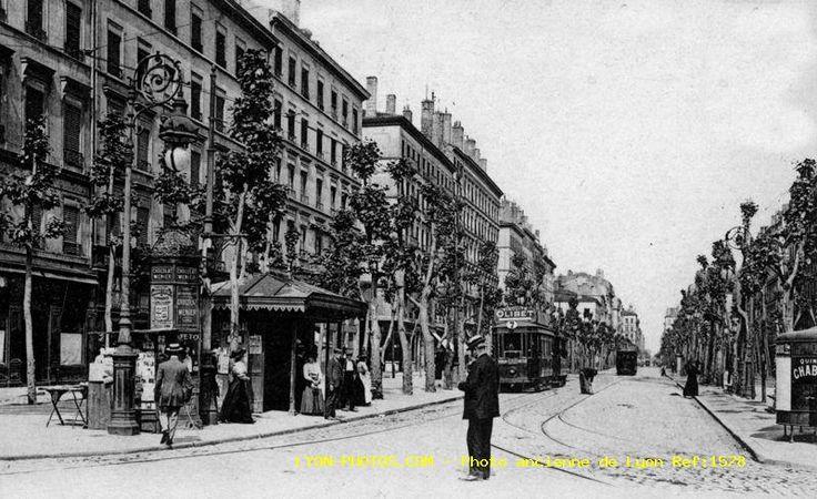 Le 6ème arrondissement - Cours Morand