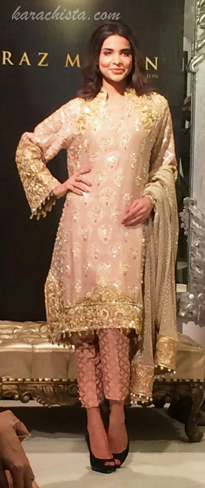 Modern dress of pakistan 2016 - I M Kinda Feelin This Short Shirts Fashion Now Faraz Manan Collection Pakistani Couturepakistani Outfitsbridal