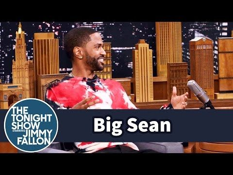 The Tonight Show Starring Jimmy Fallon: Big Sean Recalls His First Trip to SNL with Kanye West