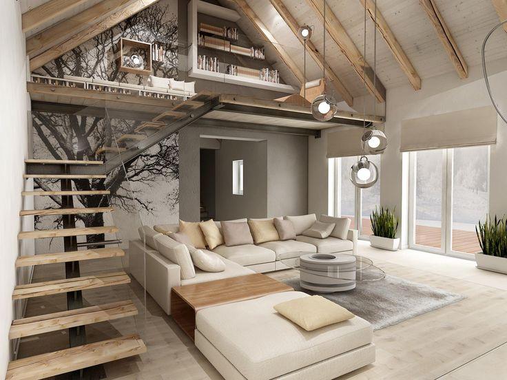 #antresola #marmur #zoomroom #design #inspiracje