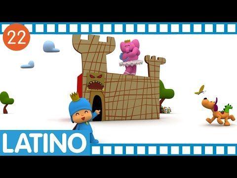 Pocoyó en español para América Latina - Ep.37-40 (S02E37-40) - YouTube