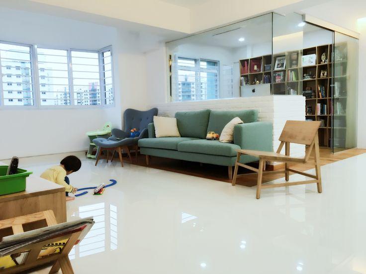 Living room, ethnicraft, castlery, minimalist