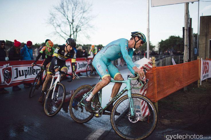Lars Boom, UCI Cyclocross World Cup #7 - Heusden-Zolder by Balint Hamvas, cyclephotos.co.uk