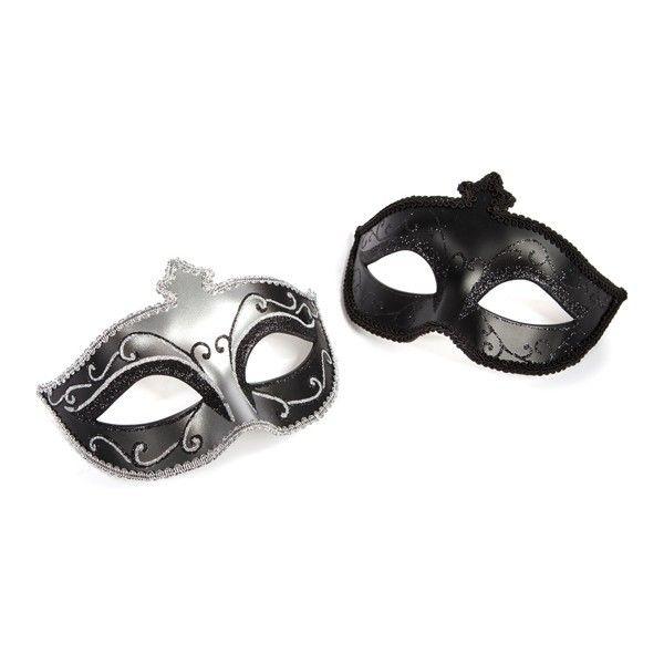 Fifty Shades of Grey - Maska dla Niej i dla Niego || Uwodzenie jest najlepsze, gdy uwodzisz go - lub ją - sobą... Z pomocą przyjdą Ci namiętne maski z oficjalnej kolecji 50 twarzy Greya || #prezent #inspiracje #dlaNiej #dla Niego #prezentnarocznicę #striptiz #karnawał #wieczórpanieński #pomysłnarandkę #odAlicji #namiętnybutik