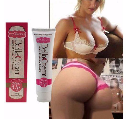 MUST UP Ivy Maison Breast Enlargement Bella Cream *BESTSELLER*