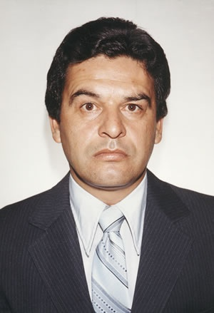 dea special agent enrique camarena. killed in the line of duty in march 1985