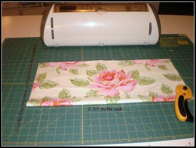 Cover for cricut expression ... DEFINITELY MAKING! :D