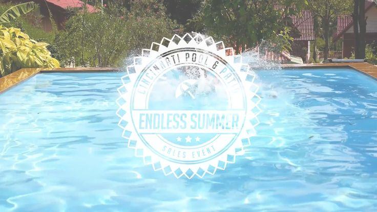 Check Out Some Of Our Latest Video Work For Cincinnati Pool And Patio. You  May