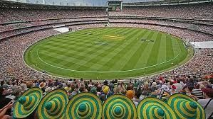 This is a picture of a clear day at the wonderful MCG (Melbourne Cricket Ground). It is not just any day though. It is the opening day of the Melbourne test. Boxing Day. It is significant and inspiring go me because this is where I want to end up one day. Representing Australia on the biggest stage of all in front of 80000+ fans chanting your name.