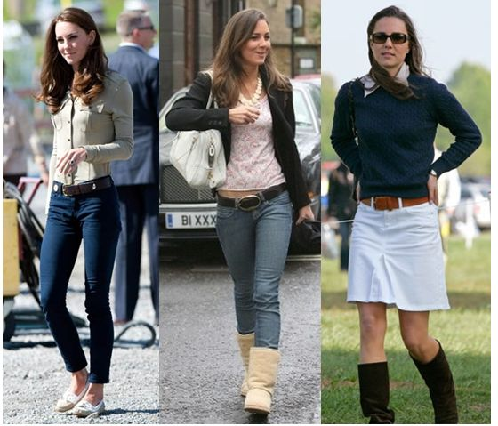 Get Kate Middleton´s casual look for less