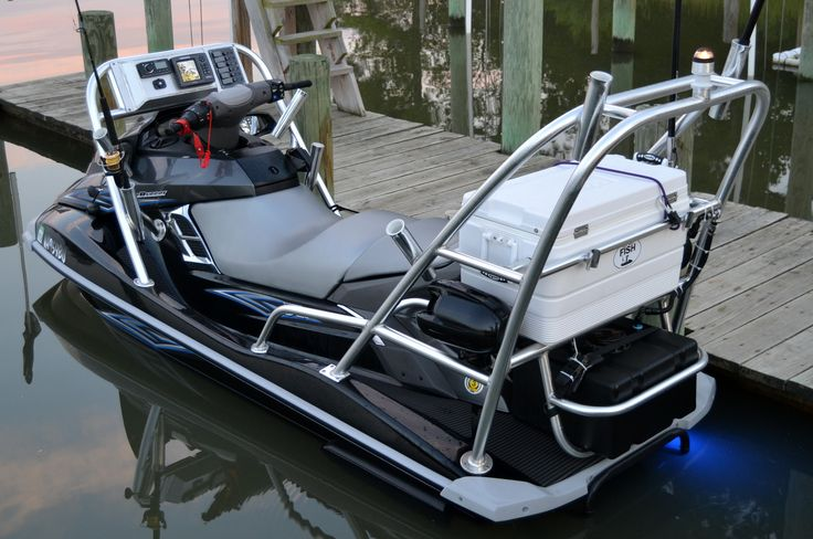 jet ski fishing rig google search jetski fishing wave