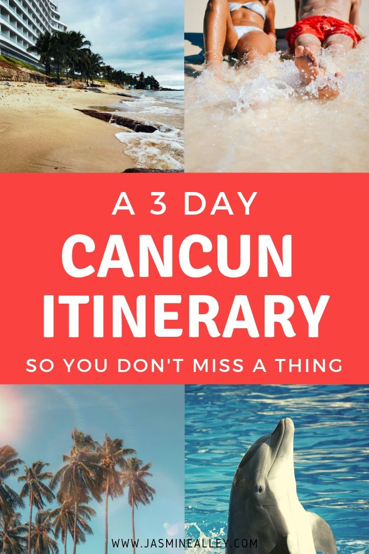 Looking For Things To Do In Cancun Here S A 3 Day Weekend Itinerary That Covers Activities And Dest Cancun Mexico Activities Cancun Trip Cancun Mexico Resorts