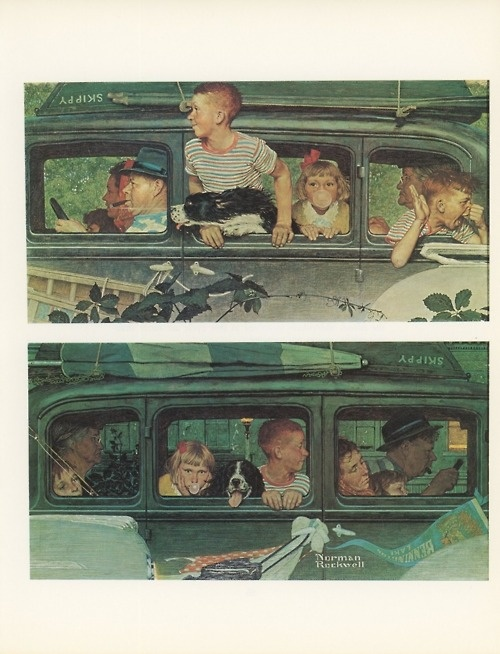 love this Norman Rockwell