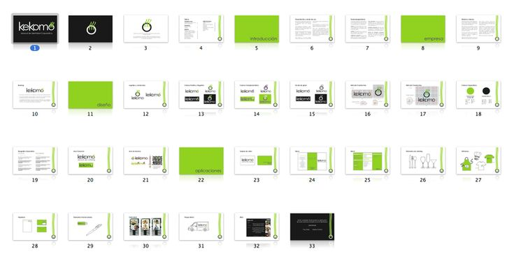 kekomo, manual de identidad corporativa 6