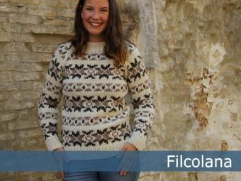 Helgi - a faroese inspired sweater for men and women