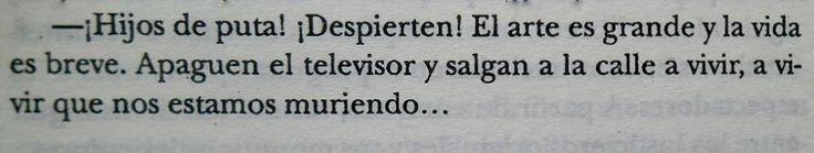 "ex-noctambulo: ""  — Alejandro Dolina """