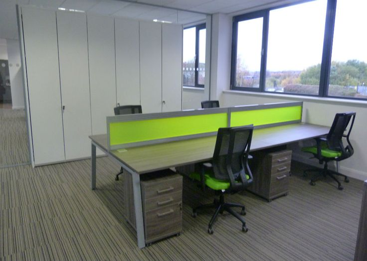 View The Office Furniture Design Solution We Created For Tygavac Advanced  Materials, Take Inspiration For Your Office Furniture Project