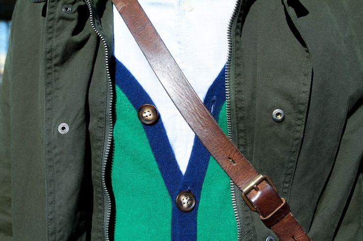 "Look ""Vie souterraine"" #mode #look #cardigan #hircus #sac #bleudechauffe #veste #bensherman #coat #fashion #mensfashion"