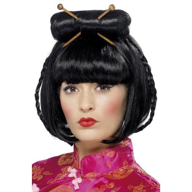 Modello China Girl Widmann Parrucca