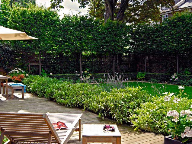 35 great garden designs gardens decks and backyards for Great garden designers