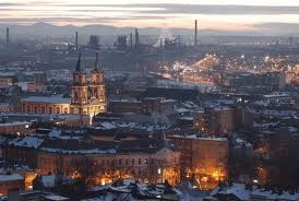 Ostrava, Czech Republic,my loving city