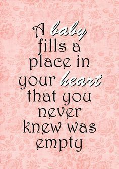 So true even when baby 3 arrived....Top 25 Beautiful Quotes About Pregnancy #PregnancyQuotes
