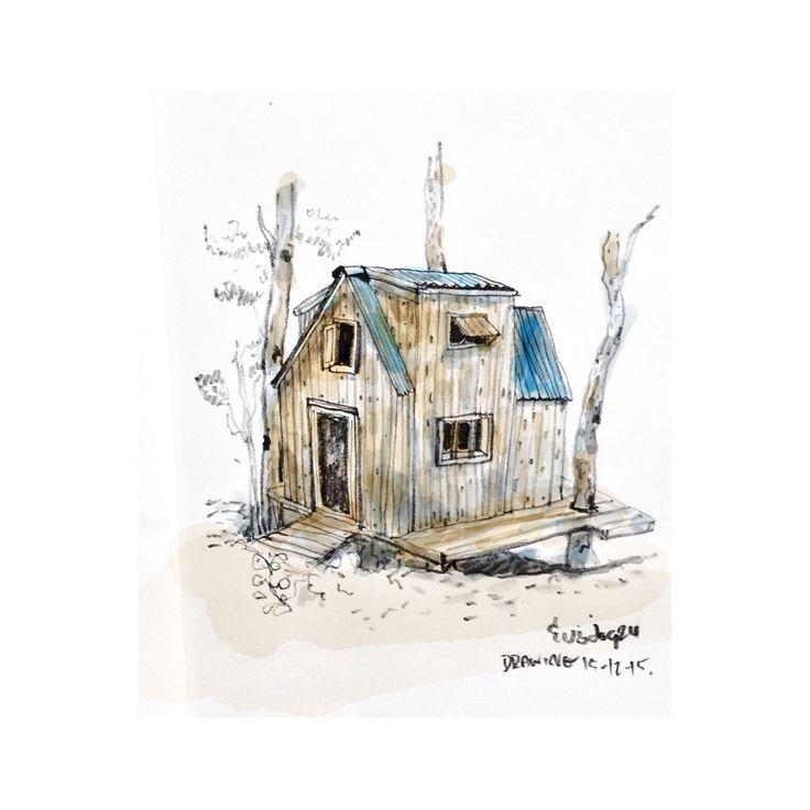 Cabin,house