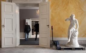 Prince Frederiks new home - Amalienborg Castle, Denmark