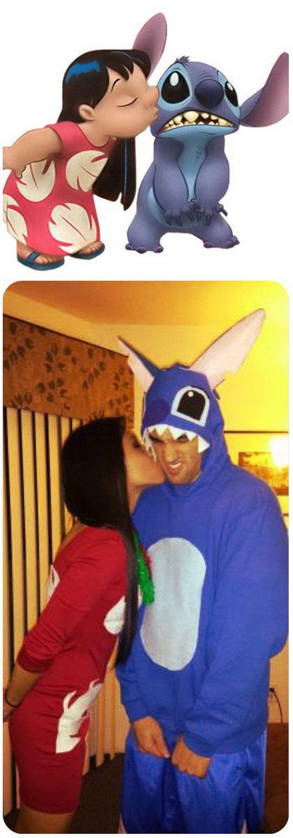 60 Couple's Halloween Costume Ideas