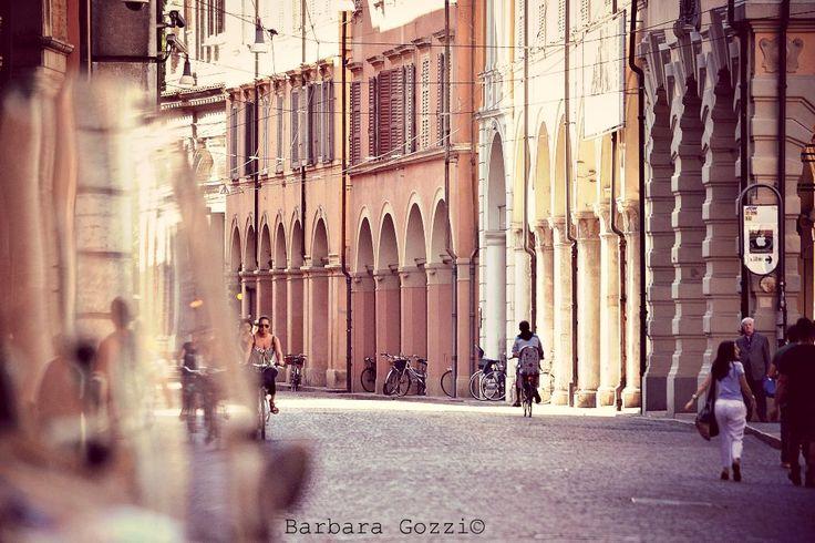 #modena #strade via #Emilia