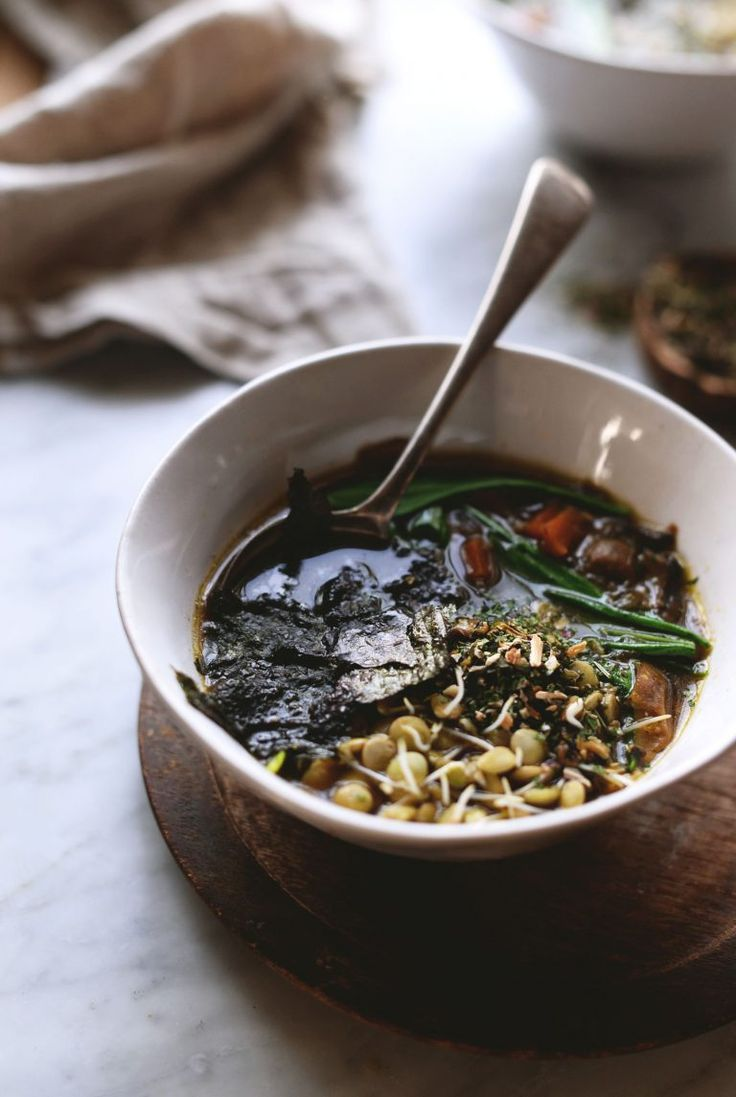 Eat Your Seaweed! An Event, A Book and A Nordic Dashi Broth! -