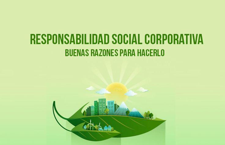 Estoy seguro que muchos saben lo que es la Responsabilidad Social Corporativa (También conocida como RSC o RSE)  ¿Pero ya saben por qué deberían hacer este tipo de acciones?  http://mclanfranconi.com/responsabilidad-social-corporativa-muy-buenas-razones-para-hacerlo/  #RSE #RSC #Responsabilidad #Management