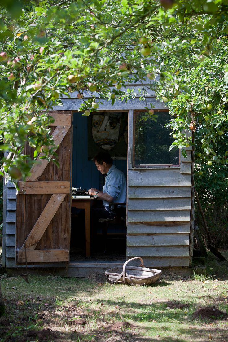 2937 best Garden sheds images on Pinterest | Garden houses, Garden ...
