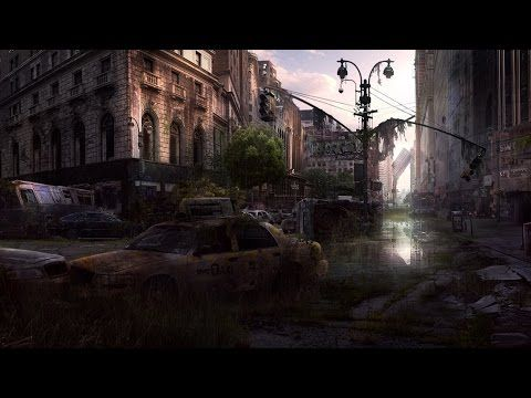 Didier Konings: The Abandoned City matte painting tutorial - YouTube