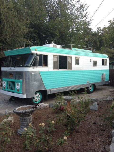 Gmc Motorhome For Sale >> 8 best images about Vintage motorhomes on Pinterest | Trucks, Vintage and Car camper