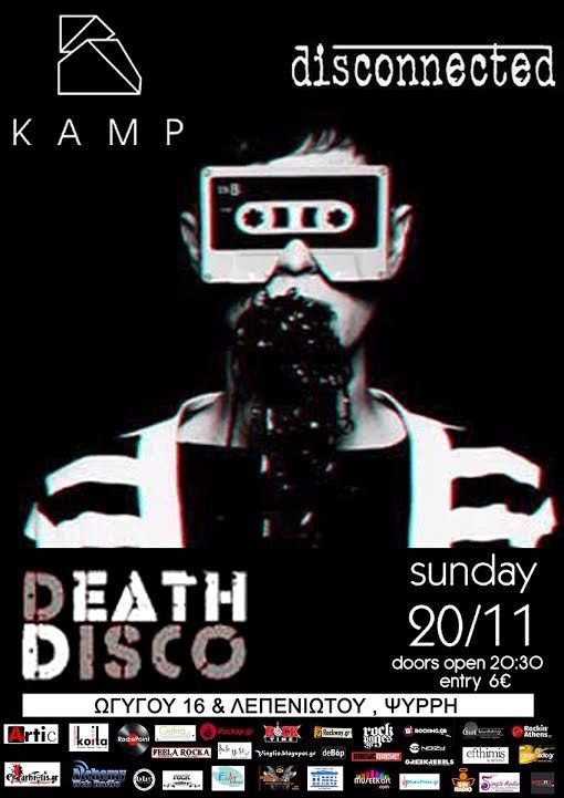 Disconnected (band) + KAMP Live