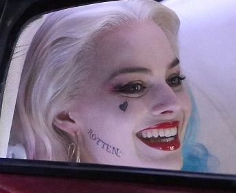 Best 25 joker face tattoo ideas on pinterest joker 2008 for Suicide squad face tattoo