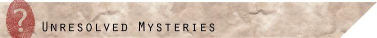 UnresolvedMysteries documentaries