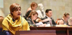 Atristain Orozco propone regular los anuncios para reducir la violencia de género